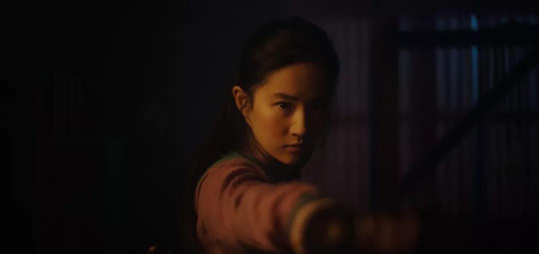 劉亦菲版《花木蘭》預告片刷屏,人美還那么努力!-第7張圖片