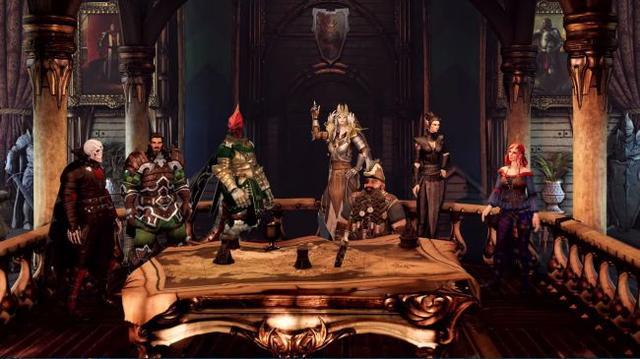 《神界:英雄再临》开发被搁置拉瑞安将专注《博德之门3》