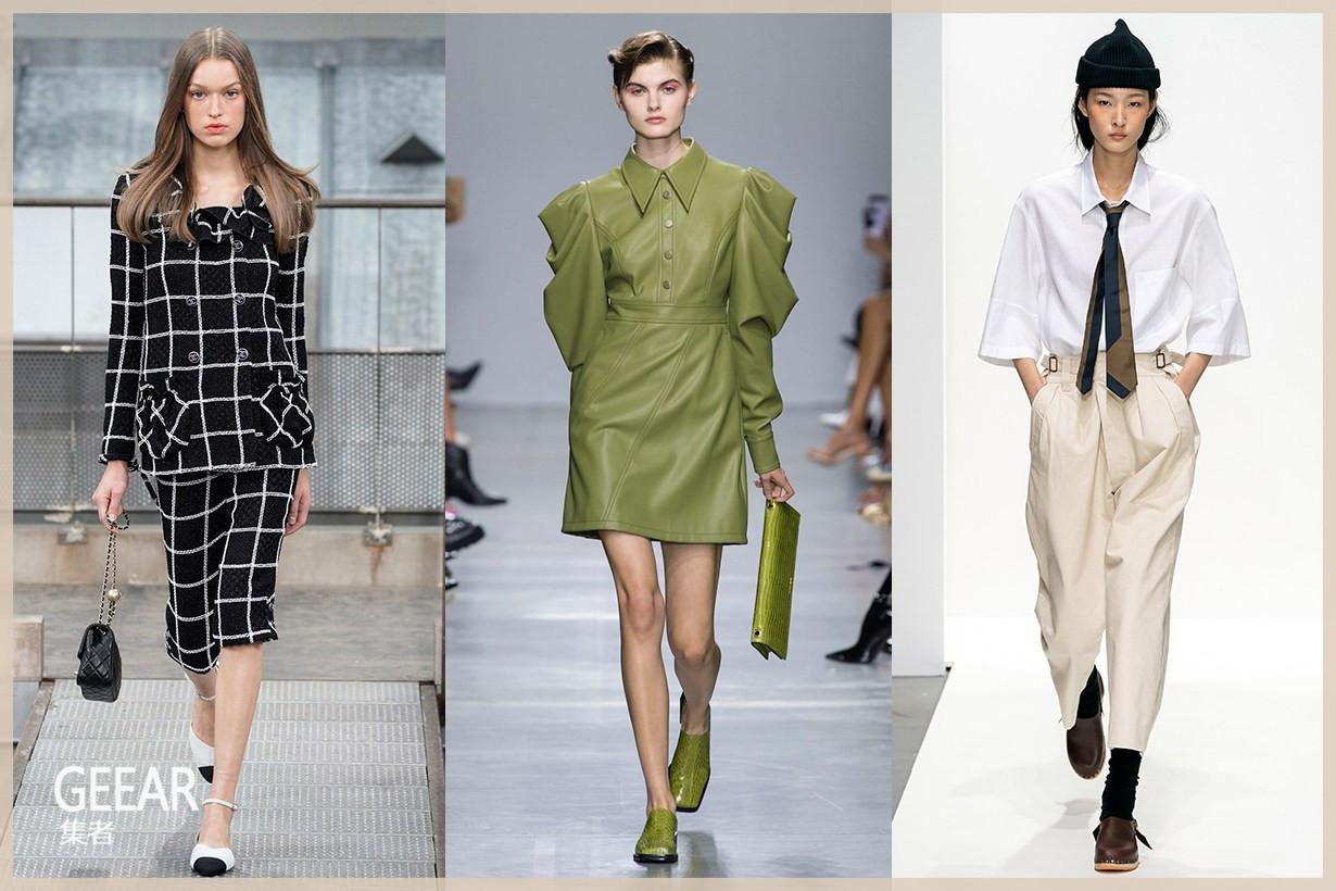 伦敦 米兰 巴黎时装周 时尚达人必读的2020春夏流行9大元素