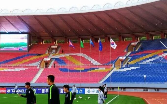 世预赛-金信煜替补登场 韩国29年首次作客朝鲜0-0平