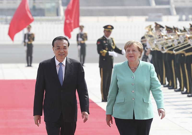 冈特·舒赫:一谈中国问题,德国人就暴露了自己思维的简单和双标_德国新闻_德国中文网