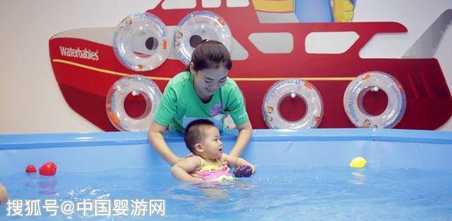 """在宝宝智力发育""""黄金期""""坚持婴儿游泳,锻炼效果显著!"""