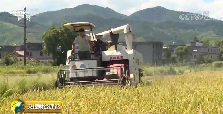 未来要提升粮食综合生产能力和全产业链的掌控能力?