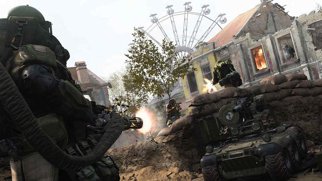 《使命召唤16:现代战争》PS4版只要60GB_游戏