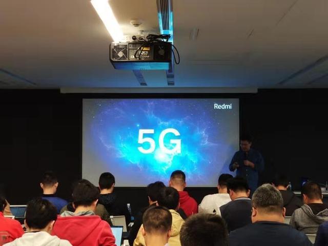 站穩5G陣營!紅米系列首款5G手機,比榮耀V30快的不是一點點