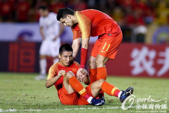 从3-0到2-0再到0-0国足原地踏步 全胜菲律宾纪录被终结