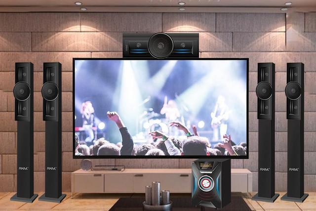 不必額外采購音響設備,6999元華為智慧屏自帶家庭影院:超值!