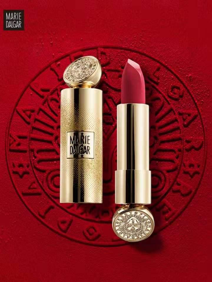 女王必备 当红本色|玛丽黛佳骑士小金管新品上市