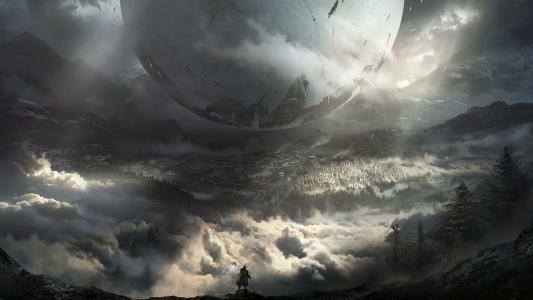 射击版魔兽世界横扫Steam《命运2》实现星际穿越之旅
