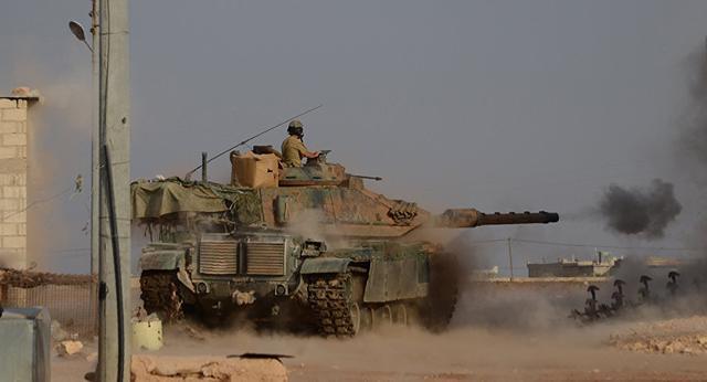 土军借和平喷泉攻城略地,恐吓叙政府不许插手,否则就要开战
