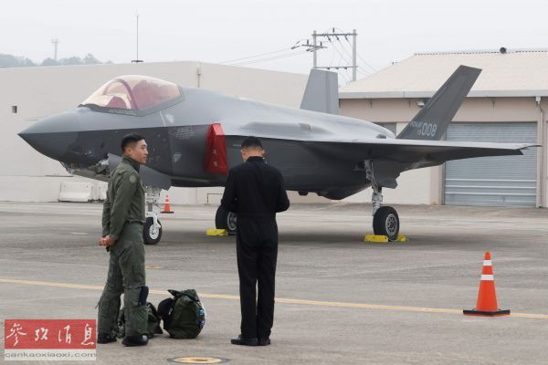韩国增购F-35隐身战机同时考虑建造大型航母