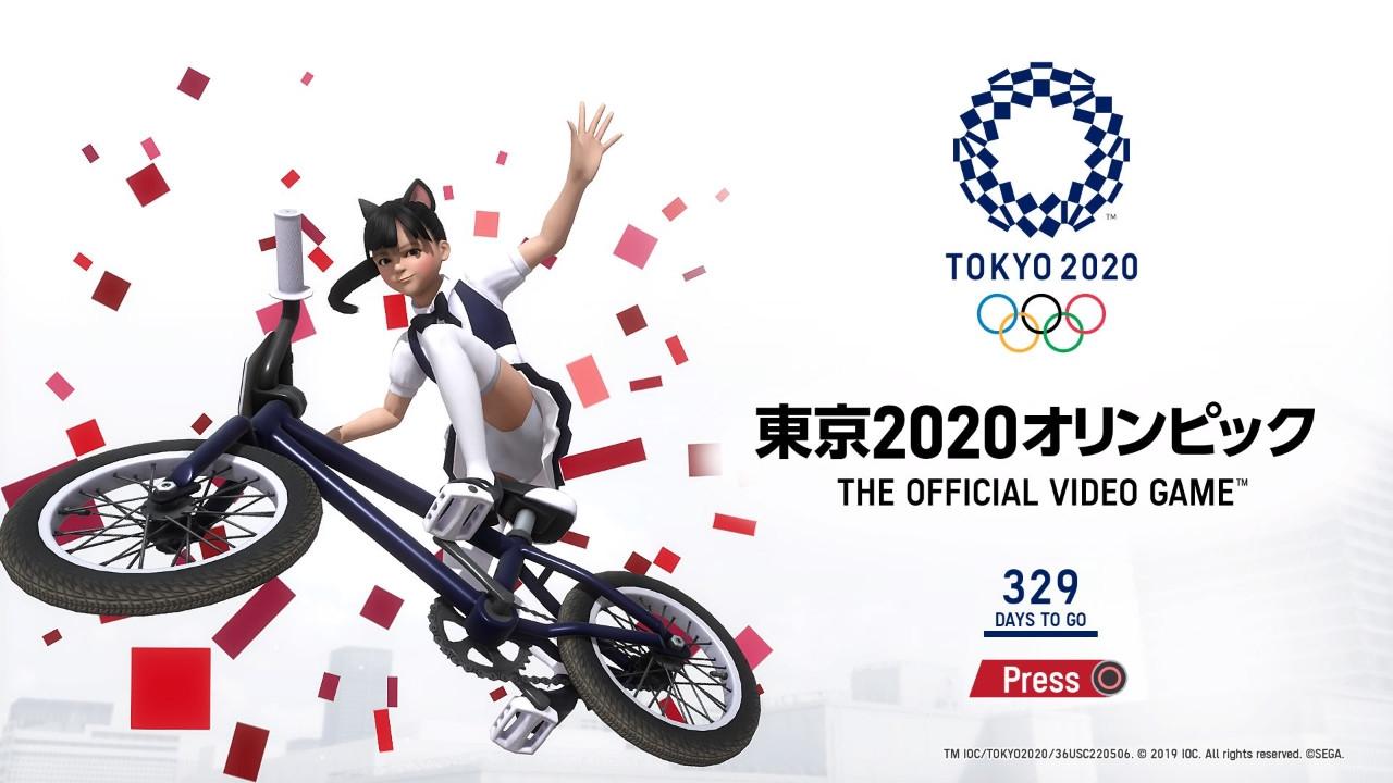 总能玩出新花样《东京2020奥运会》又被玩家玩坏了