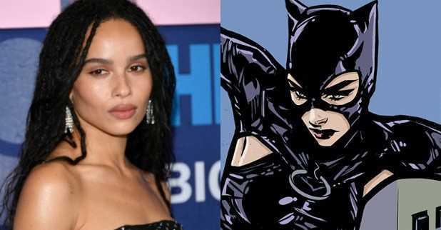 """时光早报:新《蝙蝠侠》确定""""猫女""""演员"""