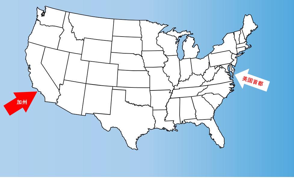 华盛顿州gdp_美国各州的GDP和人均GDP的地区差异有多大