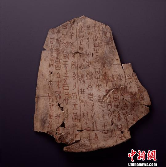 国家博物馆将首次举办大规模甲骨文文化展