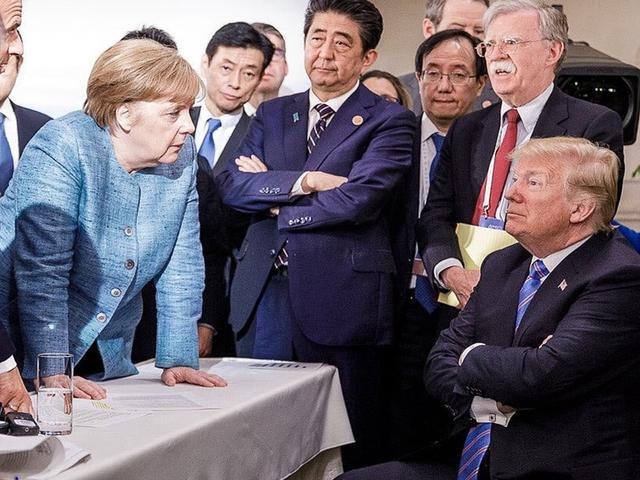 德国带了个好头;默克尔知道,只有华为不会被美国安装后门_德国新闻_德国中文网