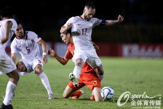 菲律宾世预赛历史第二次零封 上次没进球的还是斯里兰卡