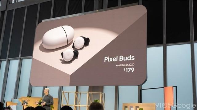 谷歌Pixel Buds 2无线耳机发布:179美元