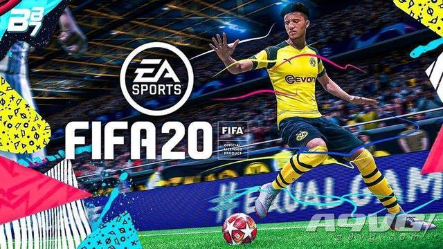 《FIFA20》连续三周拿下英国实体游戏销量榜冠军