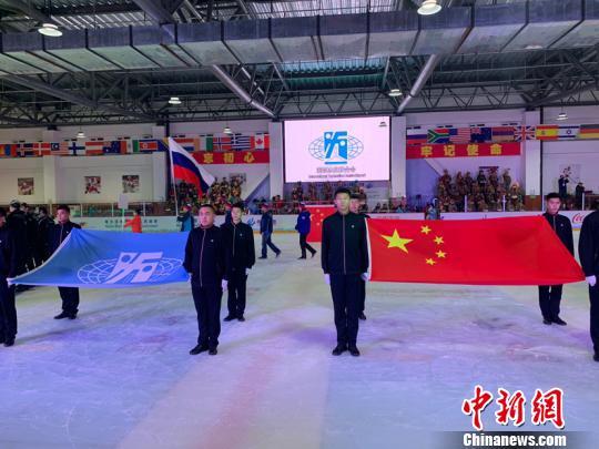 中国冰盘国际公开赛哈尔滨开赛 填补亚洲空白_运动