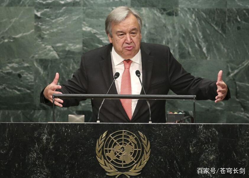 """65国集体""""效仿""""美国,拒绝缴纳联合国会费,俄罗斯公开表明立场"""