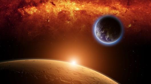 火星的环境发生过不可逆转的悲剧