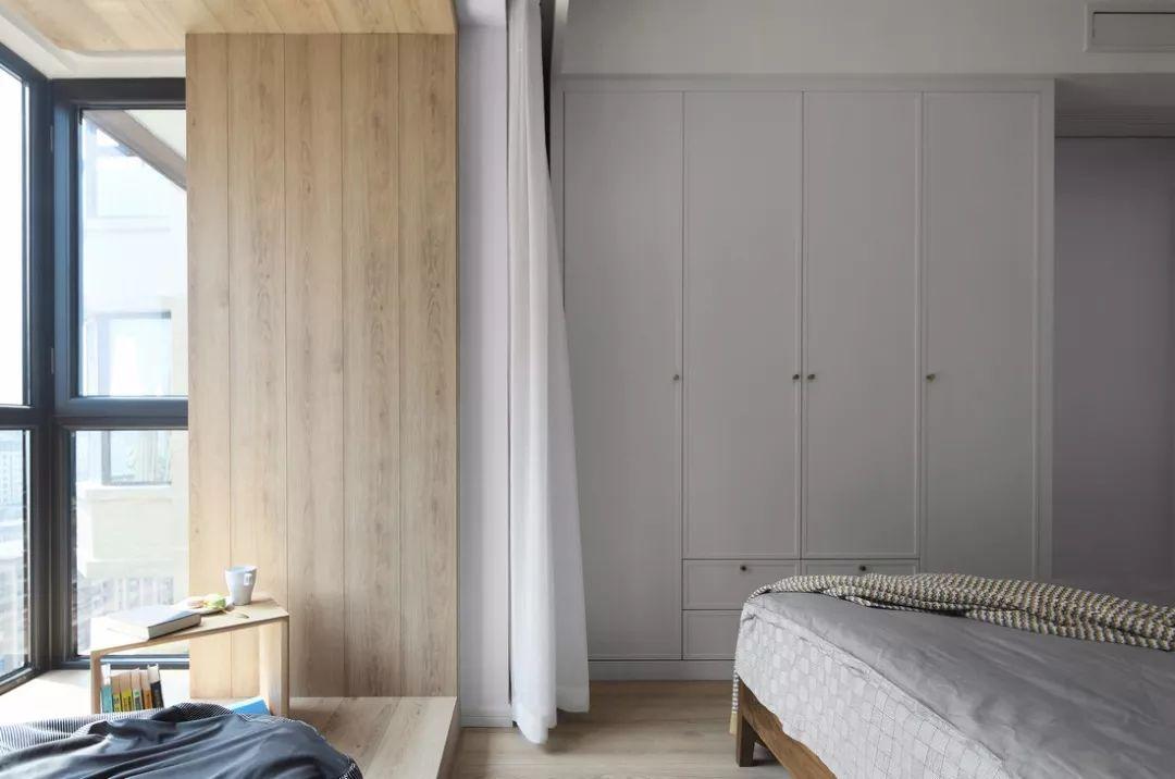 潮流趋势 卧室衣柜设计趋势,再过10年都流行