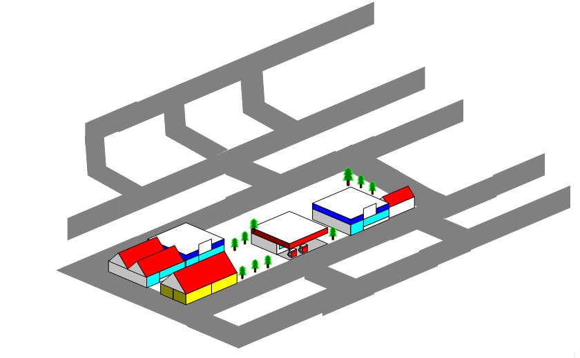 咸阳机场t3出口平面图