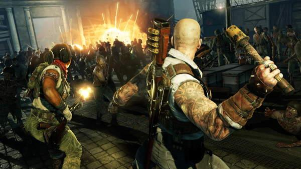 《僵尸部队4:死亡战争》新预告虐杀丧尸,明年发售_游戏