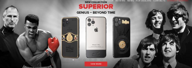 最前线 花4.4万买台有乔布斯毛衣的iPhone11,值吗