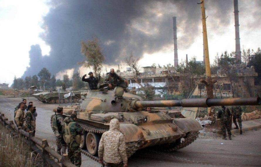 俄羅斯力挺敘利亞,為何當初不幫助薩達姆?多年后終于明白了_普京