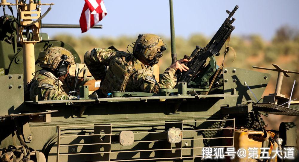 美國終于坐不住了,多架戰機升空撲向土耳其軍隊,土軍措手不及_埃爾多安
