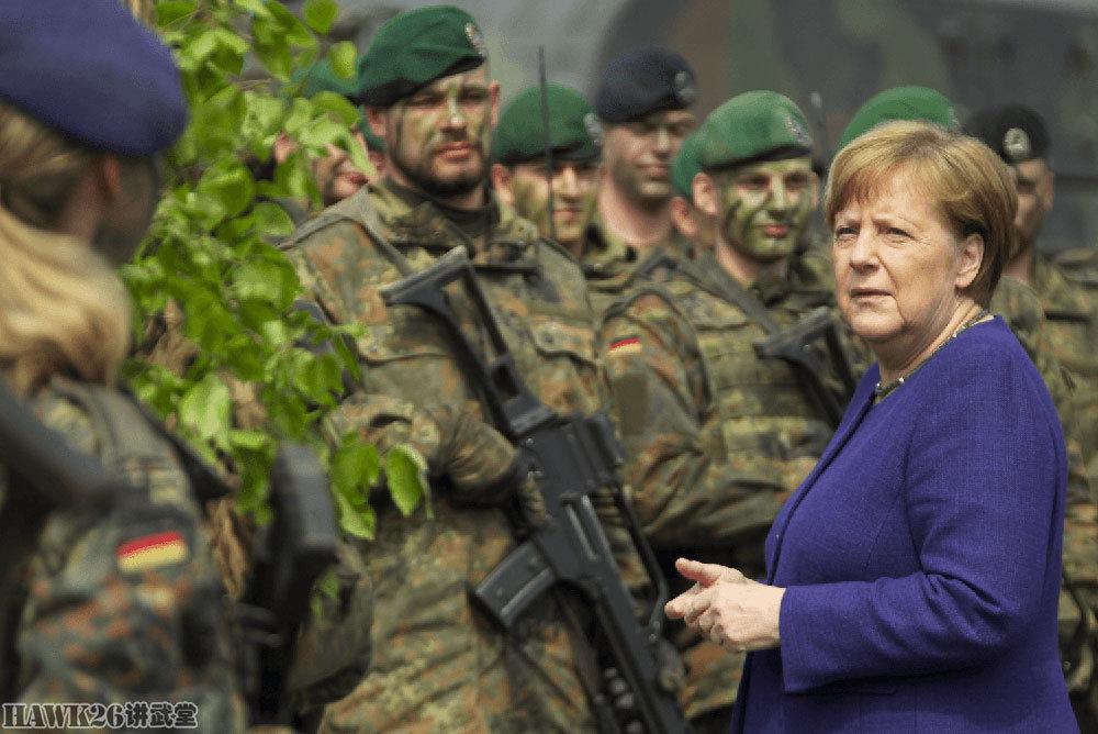 德军新型步枪招标最新消息:5款样枪进入最后阶段2020年见分晓