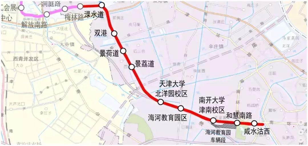 津南区高速规划图