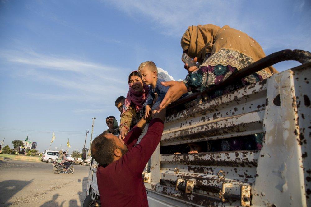 遭制裁后土耳其继续进攻叙利亚,埃尔多安:别挡道