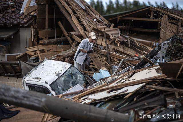 坏消息持续传来,这次日本的损失惨重