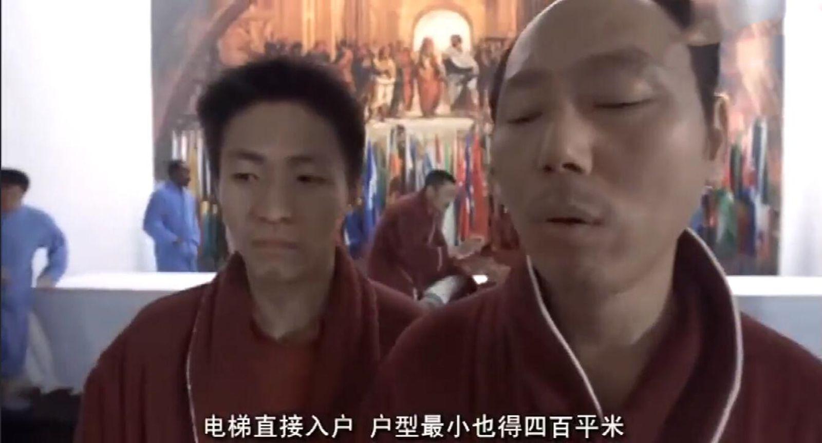 原创李成儒在《大腕》的这段话,如今真的都成了现实