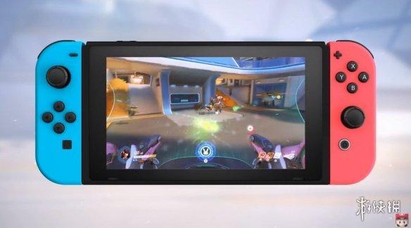 《守望先锋》NS版VSPS4版游戏画面对比视频公布