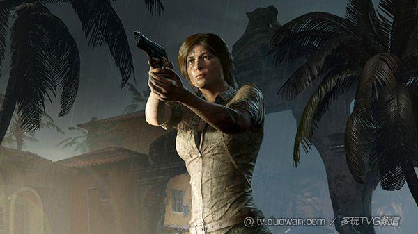 《古墓丽影暗影决定版》宣布将于11月5日发售