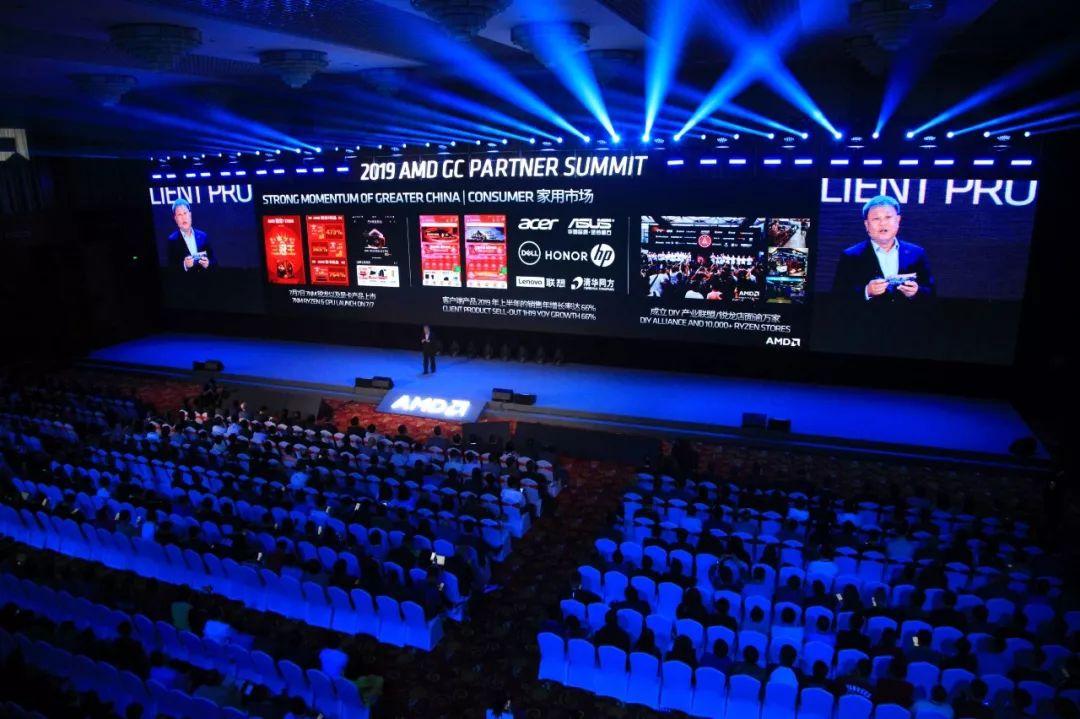 AMD 50年:乘風破浪 未來可期