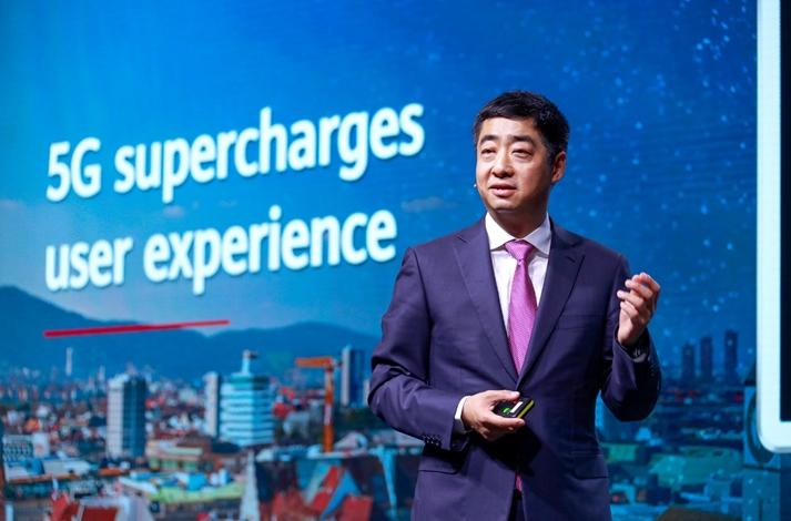 华为副董事长胡厚崑:转变思维模式 5G使能行业才刚刚开始_移动