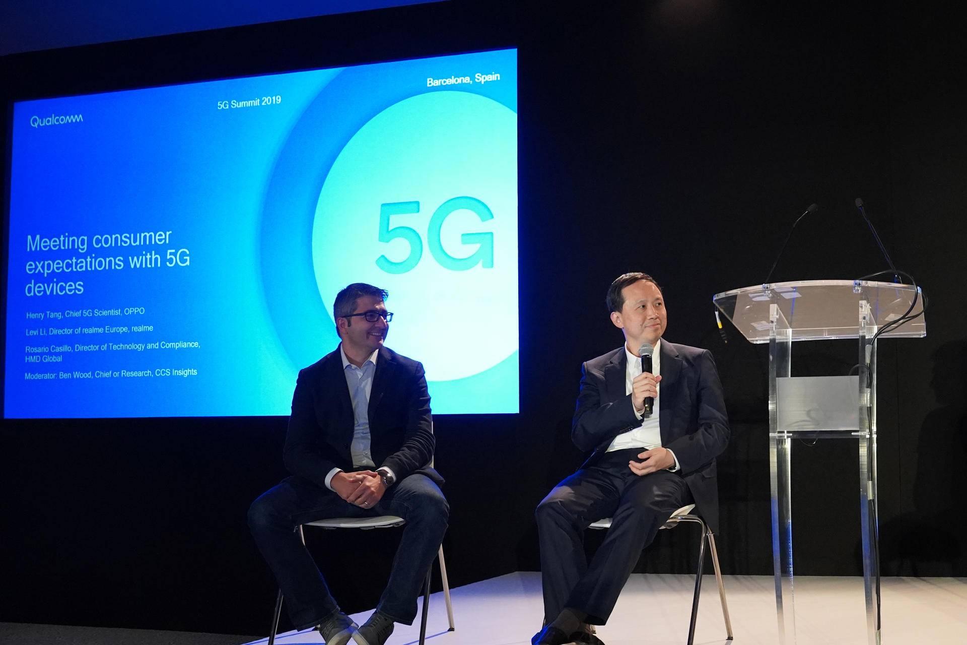 OPPO将在年前首发高通双模5G手机