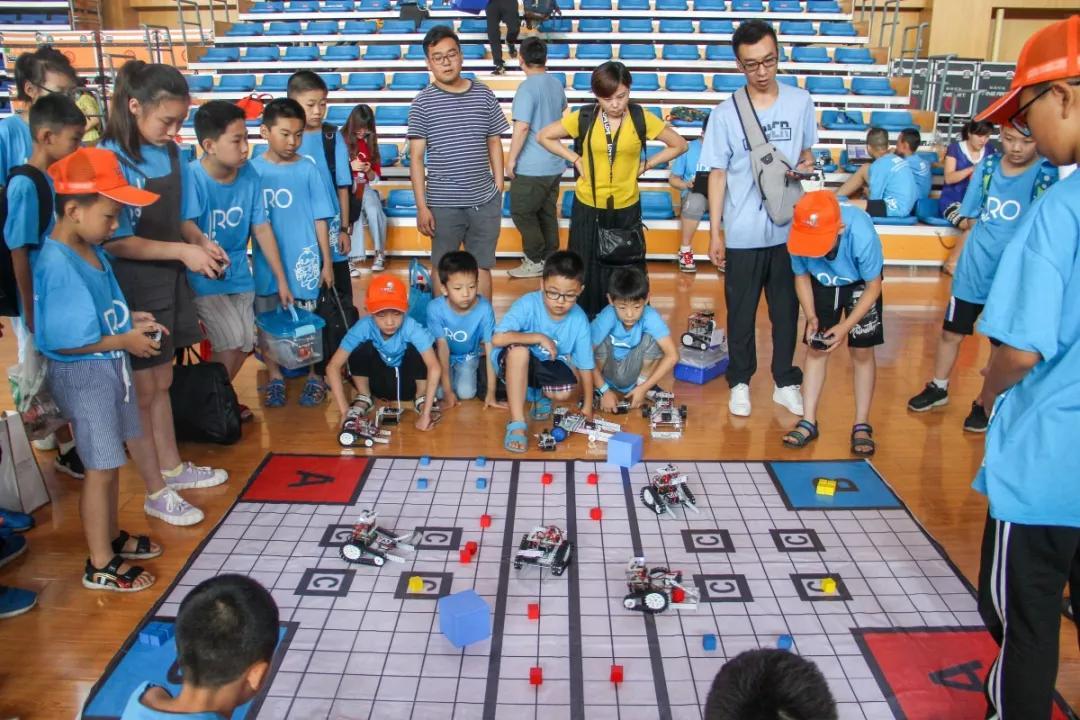 【通知】2019年北京市西城区中小学生智能控制竞赛即将开启