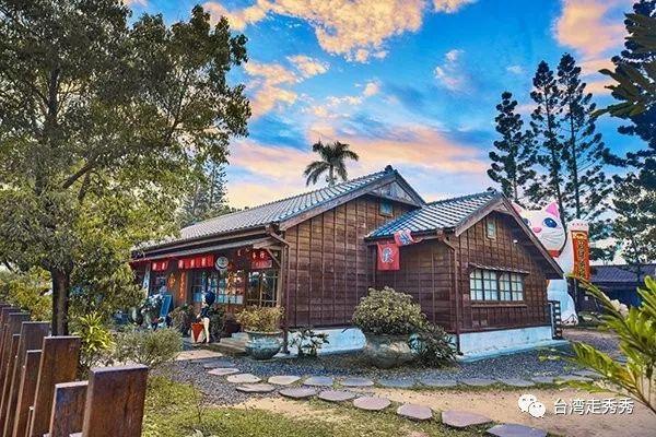全台湾最道地和风景点十大复古日式建筑