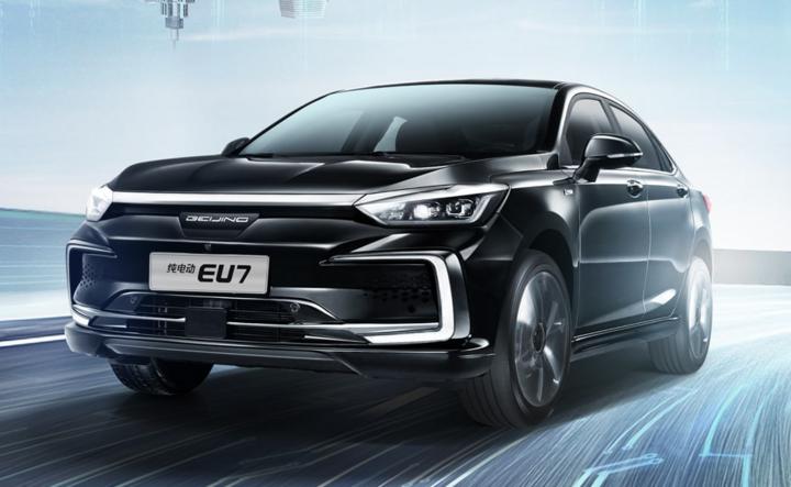 原空间也要性价比高,可以推荐3款国产纯电动中型车
