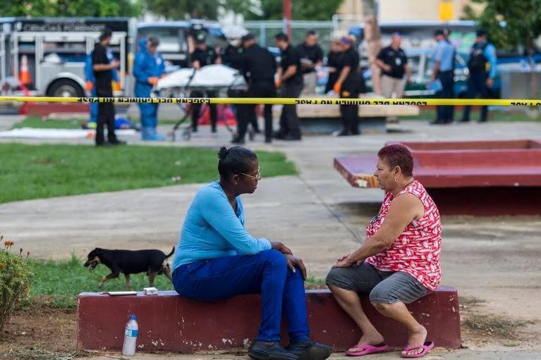 波多黎各首府發生槍擊案 6人死亡