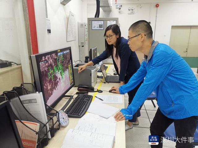 深圳空管组织飞行校验,香港民航将引接深圳求雨坛航管雷达数据