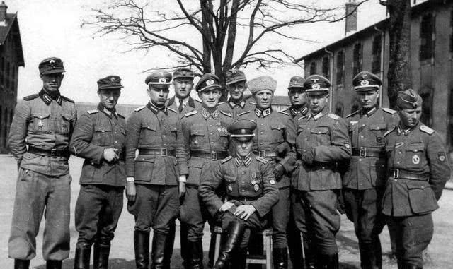 二战时期德军五大王牌战力,是德国扩张的五把