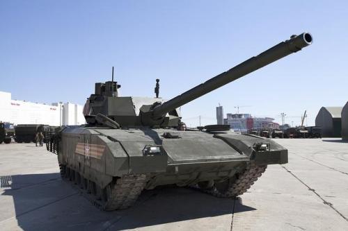 新一代主战坦克,采用先进设计,能否在世界上占一席之地