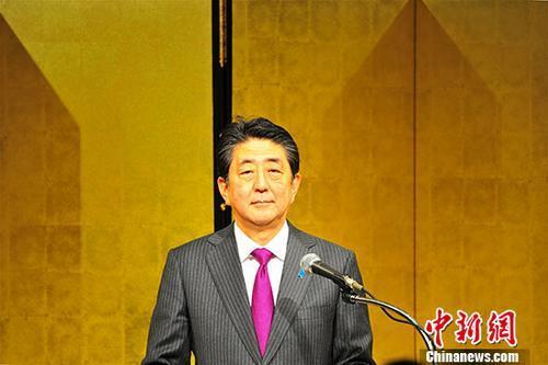 日媒:安倍暗示或将与韩总理会谈称必须保持对话